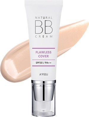 APieu Natural Flawless Cover BB Cream SPF PA