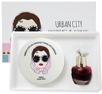 Baviphat Urban City UV Contact Cover Cushion