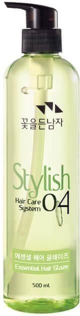 Flor de Man Hair Care System Stylish Essential Hair Glaze.