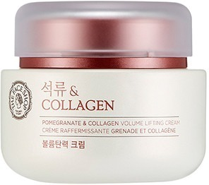 The Face Shop Pomegranate and Collagen Volume Lifting Cream фото