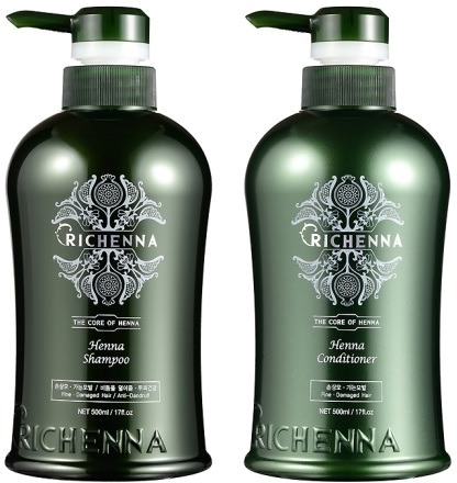 Richenna Clinic  ShampooampTreatment.