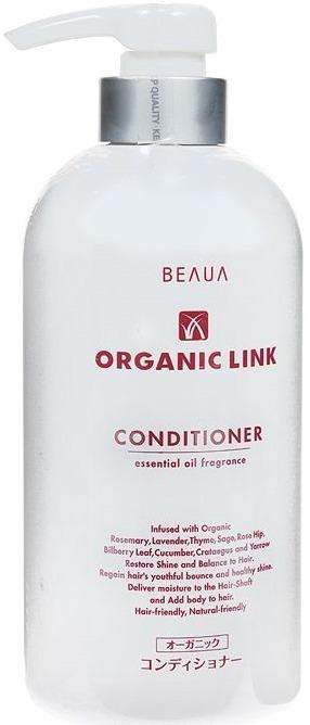 Kumano Cosmetics Beaua Organic Link Conditioner