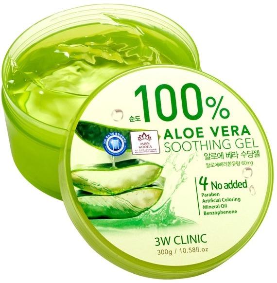 W Clinic Aloe Vera Soothing Gel
