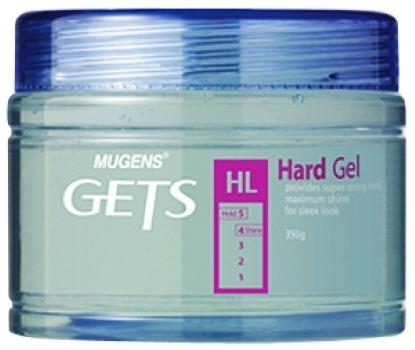 Welcos Mugens Gets Hard Gel