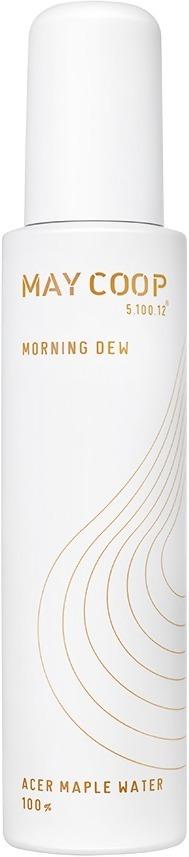 May Coop Morning DewМист для лица Morning Dew корейской марки May Coop вместо привычной воды на 98% состоит из кленового сока. Этот природный ингредиент эффективно увлажняет кожу: молекулы небольшого размера проникают вглубь эпидермиса и насыщают клетки необходимой влагой. Сок дерева собирают поздней весной, когда клёны наиболее активны.<br><br>Мист May Coop Morning Dew с приятным тонким ароматом полностью соответствует своему названию (&amp;laquo;утренняя роса&amp;raquo;). Лёгкая дымка окутывает лицо, освежая и охлаждая его. Экстракт из шести растений (свёклы, репы, подсолнуха, шпината, кунжута, асаи) и маточное молочко смягчают и питают кожу, а пантенол заживляет ранки и микротрещинки.<br><br>Увлажняющий мист в миниатюрном флаконе May Coop Morning Dew можно использовать в любой момент там, где это необходимо: в поезде или в самолёте, в офисе и в спортзале. Средство удобно и гигиенично наносится в любых условиях.<br><br>&amp;nbsp;<br><br>Объём: 50 мл.<br><br>&amp;nbsp;<br><br>Способ применения:<br><br>Распылите мист на лицо с расстояния 15-20 сантиметров. Избегайте попадания средства в глаза и в рот. Используйте по мере необходимости.<br>