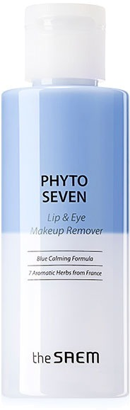 The Saem Phyto Seven Lip And Eye Makeup Remover
