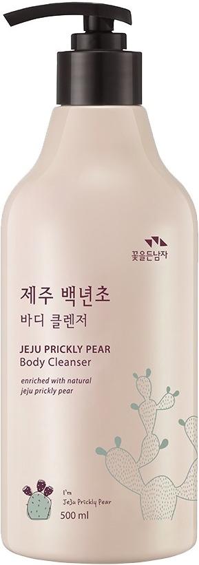 Flor de Man Jeju Prickly Pear Body Cleanser.