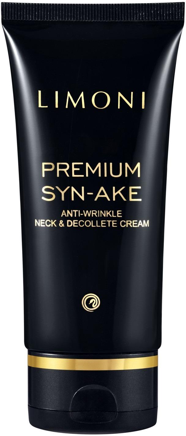 Limoni Premium Syn  Ake AntiWrinkle Neck And Decollete Cream