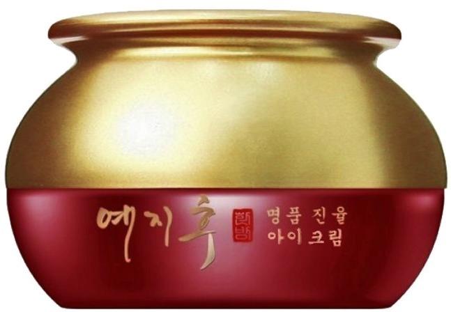 Yezihu Red Ginseng Eye Cream.