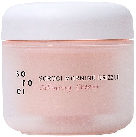 Soroci Morning Drizzle Calming Cream фото