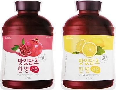 Apieu Fruit Vinegar Sheet Mask