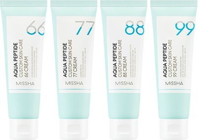 Missha Aqua Peptide Custom Skin Care Cream фото