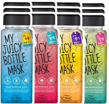 Scinic My Juicy Bottle Mask