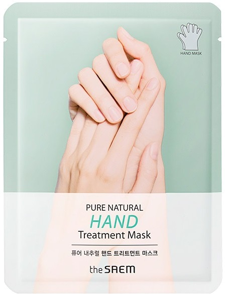 The Saem Pure Natural Hand Treatment Mask