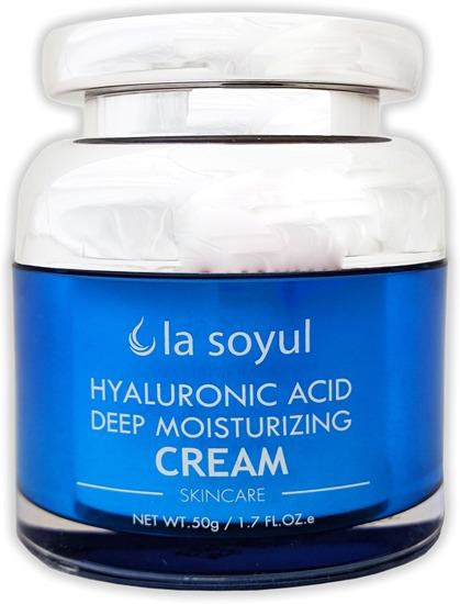 La Soyul Hyaluronic Acid Deep Moisturizing Cream фото