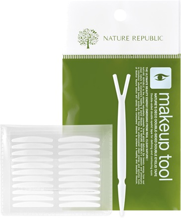Nature Republic Beauty Tool Natures Deco DoubleSided Eyelid Tape