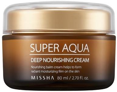 Missha Super Aqua Ultra Waterful Deep Nourishing Cream фото