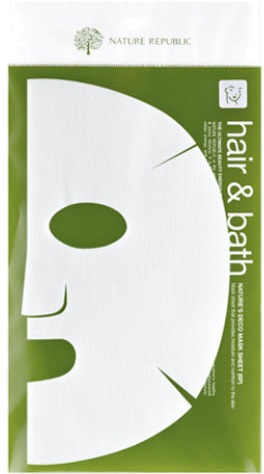 Nature Republic Beauty Tool Mask Sheet фото
