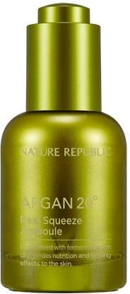 Nature Republic Argan Real Squeeze Ampoule фото