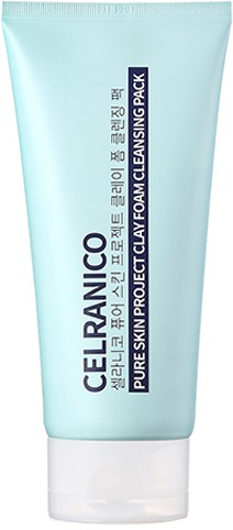 Celranico Pure Skin Project Clay Foam Cleansing