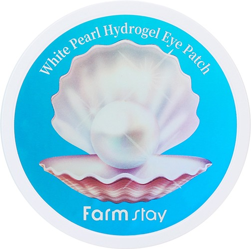 FarmStay White Pearl Hydrogel Eye Patch
