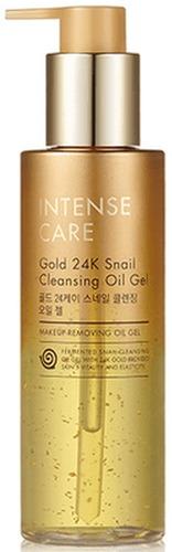 Купить Tony Moly Intense Care Gold K Snail Cleansing Gel