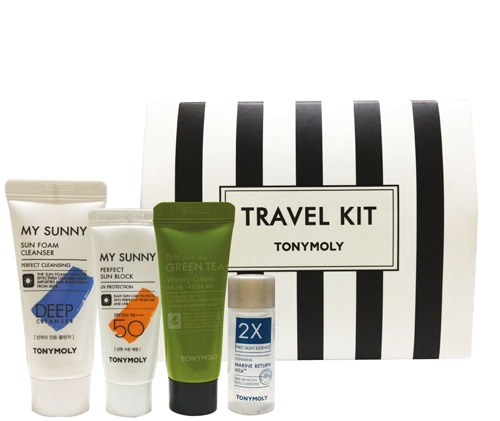 Tony Moly Travel Kit