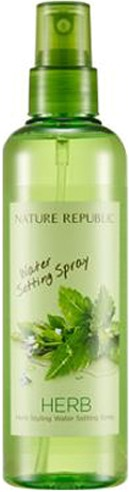 Nature Republic Herb Styling Water Setting Spray