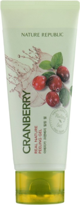Nature Republic Real Nature Cranberry Peeling Gel