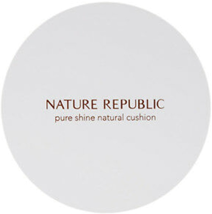Nature Republic Pure Shine Natural Cushion SPF PA