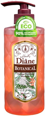 Moist Diane Botanical Damage Repairing Shampoo фото