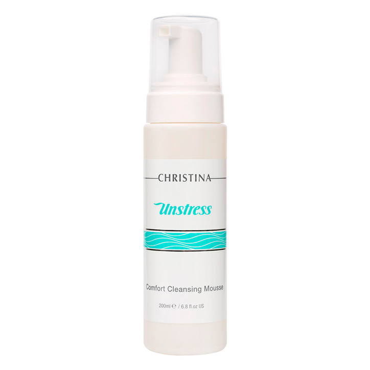 Christina Unstress Comfort Cleansing Mousse