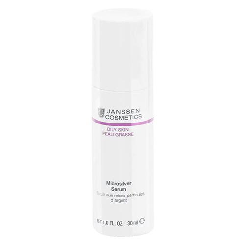 Janssen Cosmetics Oily Skin Microsilver Serum Microsilver Serum фото