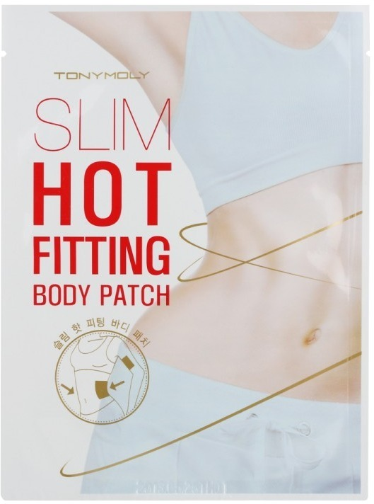 Tony Moly  Slim Hot Fitting Patch