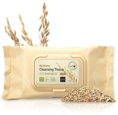 The Saem Big Brother Sprouted Brown Rice Cleansing Tissue фото