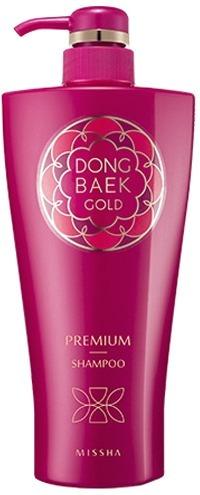 Missha Dong Baek Gold Premium Shampoo фото