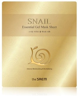 The Saem Snail Essential Gel Mask Sheet