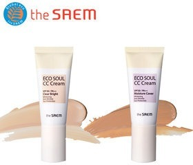The Saem  Eco Soul CC Cream