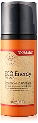 The Saem Eco Energy For Men Dynamic All in one Fluid
