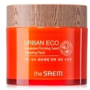 The Saem Urban Eco Harakeke Firming Seed Sleeping Pack