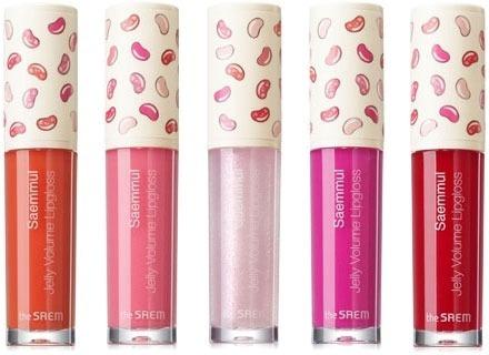 The Saem Saemmul Jelly Volume Lipgloss