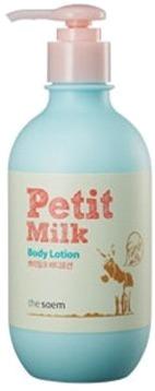 The Saem Petit Milk Body Lotion