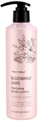 Tony Moly Blooming Days Perfume Body Lotion Romantic Garden