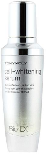 Tony Moly Cell Whitening Serum фото