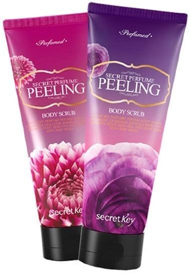 Secret Key Secret Perfume Peeling Body Scrub