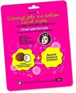 Kocostar Coconut Jelly VioXellose Facial Mask фото