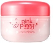 Shara Shara Pink Piggy Collagen Cream.