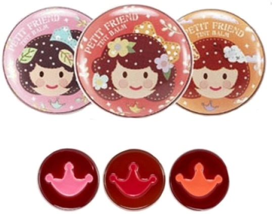 Shara Shara Petit Friend Tint Balm.
