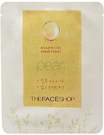 The Face ShopEssential Pearl Mask Sheet фото