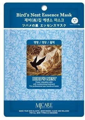 Mijin Cosmetics Birds Nest Essence Mask фото